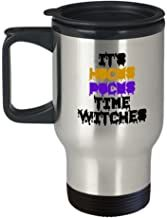 It's Hocus Pocus Time Witches Halloween Coffee Mug 11 OZ Tea cup Halloween special Tea Mug Unique Christmas Gifts Idea Present For Men Women Kids Best Teenage Girl Gifts Christmas, Christmas Gifts For Boyfriend, Christmas Gifts For Friends, Boyfriend Gifts, Romantic Gifts For Husband, Best Gift For Wife, Birthday Gifts For Girlfriend, Irish Coffee Mugs, Funny Coffee Mugs