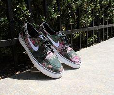 "c21d6d10fb5 Releasing  Nike SB Zoom Stefan Janoski ""Digital Floral Camo†- EU Kicks   Sneaker Magazine"