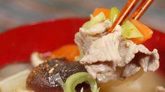 Tonjiru (Pork and Vegetable Soup Recipe) 豚汁 作り方 レシピ (+playlist)