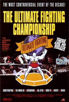 Ultimate Fighting Championships Prints from AllPosters.com - $19.99