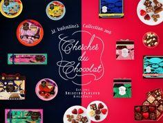 資生堂パーラー「バレンタインコレクション2016~Chercher du Chocolat (ショコラを探して)~」2016年1月15日(金)より限定発売 株式会社 資生堂パーラーのプレスリリース