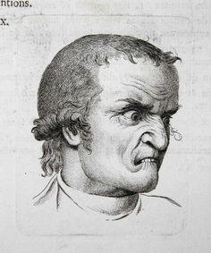 Lavater - Essai sur la physiognomonie