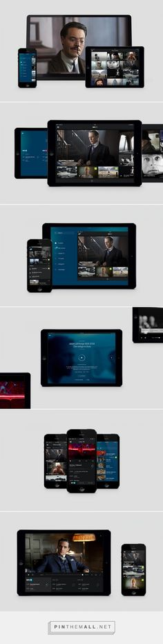 NRK TV apps by Bleed
