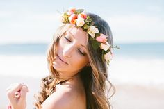 Summerblossom Dreamcatcher Bridal Hair Accesories