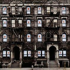 Physical Graffiti by Led Zeppelin cover