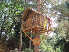 Building a Treehouse: Part 2 on Treehouses