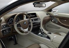 BMW 6 series concept_Paris 2010