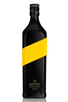 Johnnie Walker Black Label (100th Anniversary bottle)  L.  O..  V... E.....