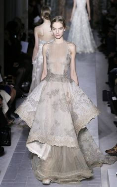 Gallery: Valentino – Runway – Paris Fashion Week Haute Couture Collections S/S 2013   Metro UK