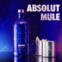 Get the party started with an Absolut Moscow Mule. Get the cocktail recipe here!