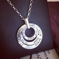#loveloops #blossom #love  LoveLoops | Exquisite Jewellery ...with Love Washer Necklace, Jewellery, Love, Chain, Instagram Posts, Amor, Jewels, Schmuck, Necklaces