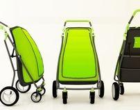 """查看此 @Behance 项目:""""Shopping trolley design""""https://www.behance.net/gallery/3517729/Shopping-trolley-design"""
