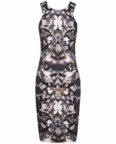 Mirror Print Dress | SABA Online Store – Australian Womens and Mens clothing and Accessories online