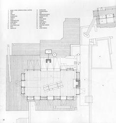 Richard Leplastrier -Lovett Plan | adjustable pivot walls
