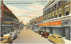 """This post is about one of my favorite places in Tampa Bay: Ybor City. The Ybor City I admire is the community pre """"urban renewal"""": that path."""