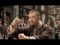 """Louis Fan Siu-Wong is a Hong Kong martial artist most recognizable as the northerner Jin Shanzhao in the film """"Ip Man"""", a master of the style of Kung Fu call. Live Action Movie, Action Movies, Ip Man Film, New Hindi Songs, Kung Fu Movies, Martial Arts Movies, Batman Action Figures, Best Supporting Actor, Martial Artist"""