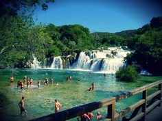 #Krka National Park, #Croatia