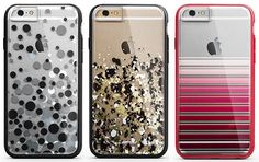 X-Doria, a california-based company, tries to give your iPhone 6 or iPhone 6 Plus an individual note. Most of the produced cases are transparent or at least semi-transparent