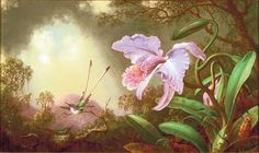 Perfection. Martin Johnson Heade