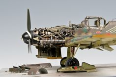 Messerschmitt ME-109/G-10, 1/48 Fujimijpg copyright abmmodel