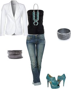 Everyday 4, created by haley-anderson-1 on Polyvore