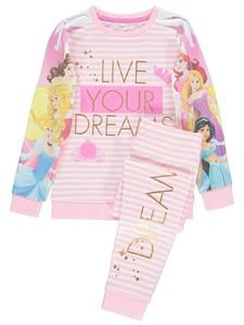 bd9ee0070e4d Girls Disney Princess Clothes Online  Disney Princess Pyjamas ...