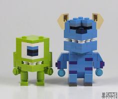 Mike and Sully...Monsters&Co