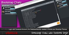 awesome Bootstrap Chatz (Miscellaneous)