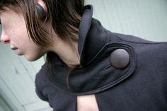 Asymmetrical Jacket       - Pretty Nice Style (PNS)