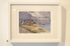 19.Christine O Brien Shanahan, 'Intangible Heritage', Watercolour on Paper, €130.