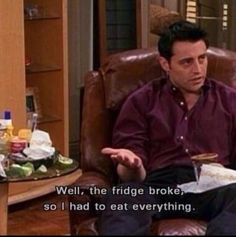 The 21 Best Lines From Joey Tribbiani On 'Friends'