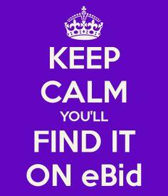 Find it at eBid.net