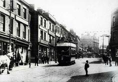 Drake Street, Rochdale, Greater Manchester.