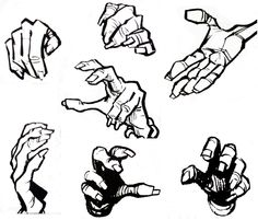 """Doug TenNapel hands from """"Iron West"""" Drawing Tutorial Hands, Storyboard Artist, Hand Reference, Human Anatomy, Painting Tips, Drawing Tips, Comic Art, Theory, Graffiti"""