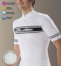 Biotex T-Shirt Intima con Zip Seamless - Store For Cycling