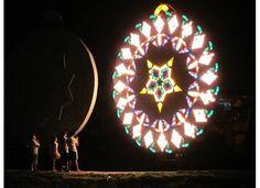 Attend: Lantern Festival. Pampanga, Philippines