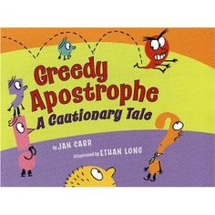 teaching possessive with a picture book