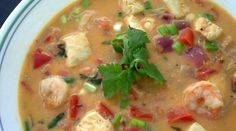 Makeshift Moqueca (Brazilian Fish Stew)