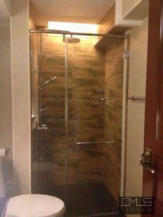 Master Bathroom Ideas   OMUS living  Note: Enclosed shower area (showerhead, showerarea, glass partition)