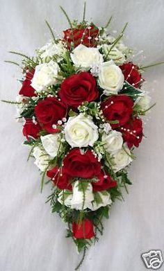 christmas wedding bouquets - Google Search