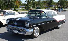 1957 Oldsmobile Super 88 2-Door Sedan