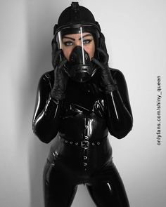 Latex Wear, Latex Suit, Sexy Latex, Gas Mask Girl, Heavy Rubber, Latex Girls, Catsuit, Beachwear, Swimwear