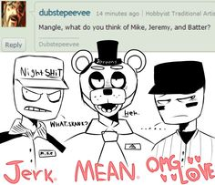 Guys on pinterest fnaf mike d antoni and five nights at freddy s