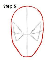 How to Draw Spider in spiderman drawing easy step by step collection - ClipartXtras Deadpool Painting, Spider Drawing, Drawing Superheroes, Cartoon Drawing Tutorial, Spiderman Art, Man Thing Marvel, Art Poses, Step By Step Drawing, Easy Drawings