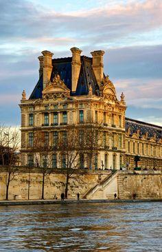 The Pavillon de Flore is a section of the Palais du Louvre in Paris, France.