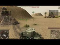 Ground War Tanks - RAW Gameplay 5 - Ground War Tanks is a Free to Play Action Shooter FPS MMO Game with tanks and conflicts in armored warfare