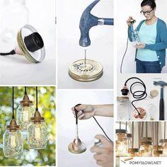 Klimatyczna lampa do ogrodu - Pomyslowi.net