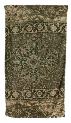 Casbah Rug - Olive/Bark - Fresco Towels