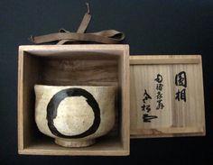 Shibayama Zenkei - Enso Tea Bowl