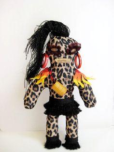 Voodoo Doll Cheetah